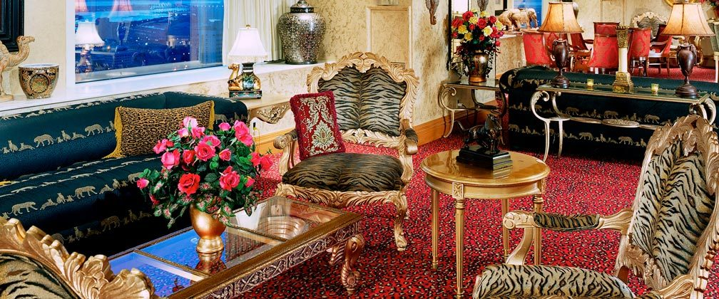 Exotic Maharaja Living room