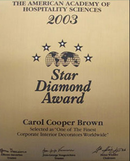 Star Diamond Award